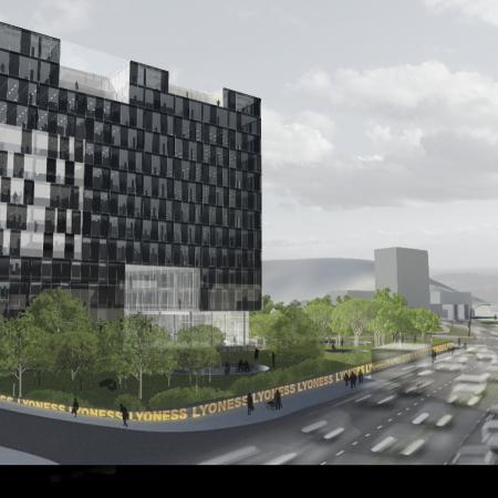 Wettbewerb Lyoness Tower/Graz