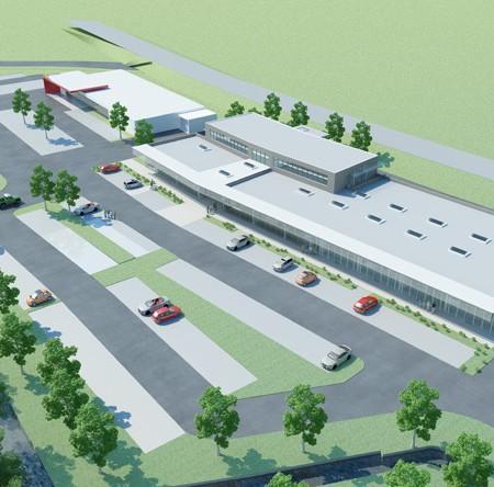 Fachmarktzentrum Peggau