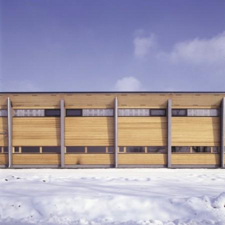 Produktionshallen ÖKOPARK Hartberg