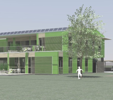Wettbewerb Greenvillage