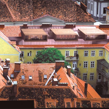 Wettbewerb Freiheitsplatz Graz