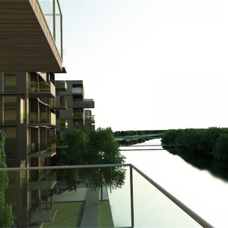 Timber in Town Studie Seifenfabrik Graz