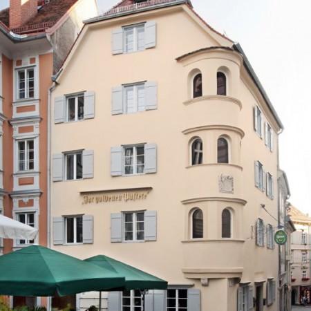 """Renovierung Ausbau """"Goldene Pastete"""" Graz"""