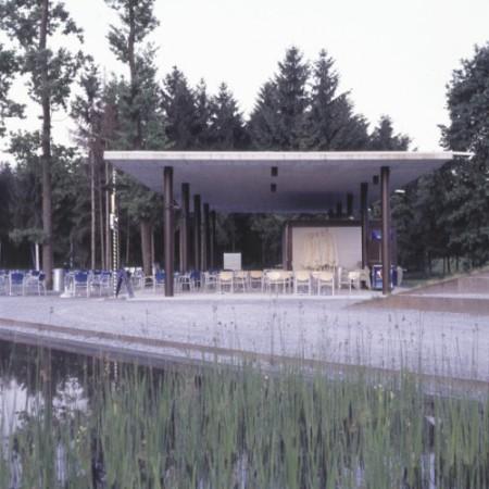 Berggartenpavillon IGS 2000 Unterpremstätten