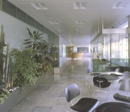Foyergestaltung ESTAG Graz