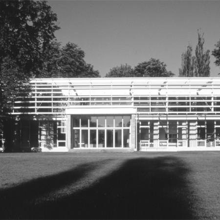 Umbau Forum Stadtpark Graz