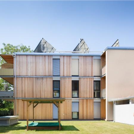 Massive Living Holzwohnbau Wittenbauerstrasse Graz