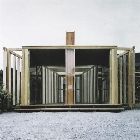 Holzpavillon Landesausstellung Murau